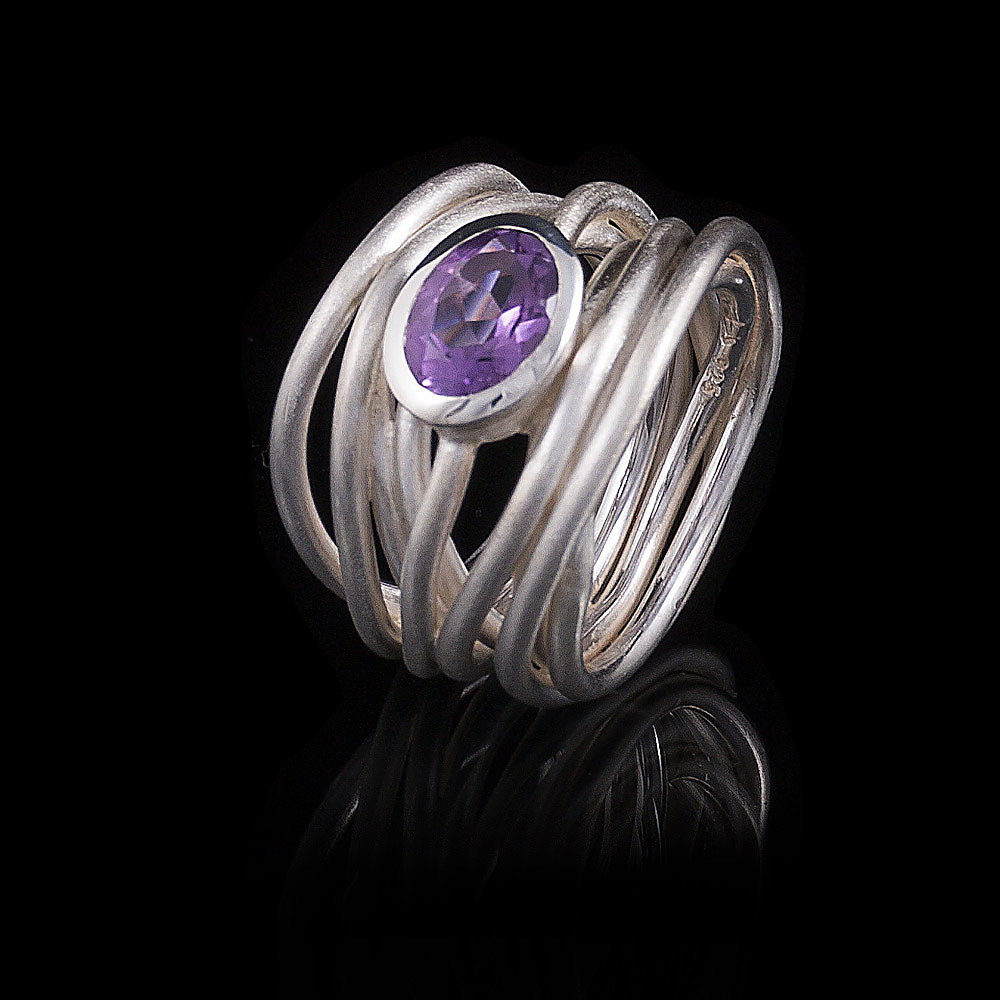 boris jakob - goldsmith » wire rings